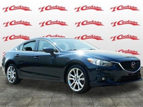 Pre-Owned 2015 Mazda6 i Grand Touring
