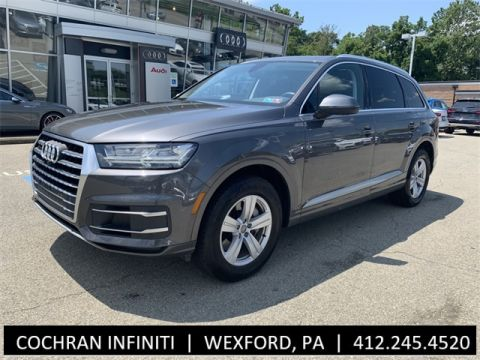 Pre-Owned 2019 Audi Q7 45 Premium Plus